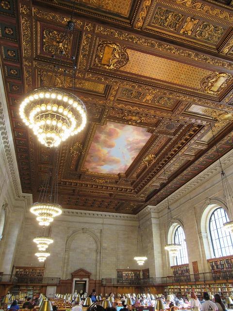 NYPLのRose Main Reading Room