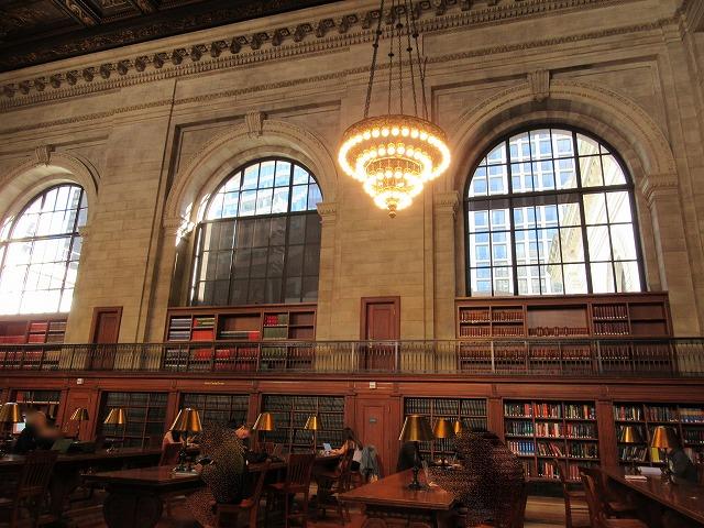 NYのRose Main Reading Room
