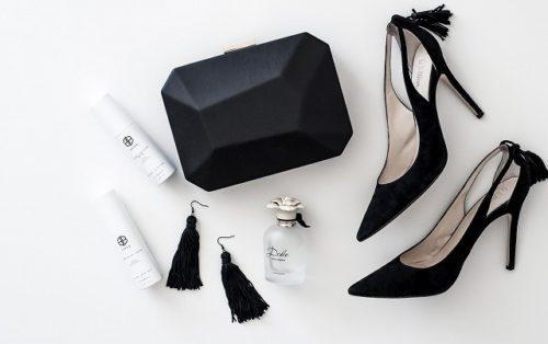 女性のシックなファッションアイテム