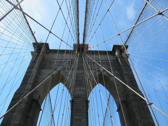 ブルックリンブリッジの塔