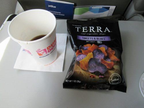 TERRAの高級野菜チップス