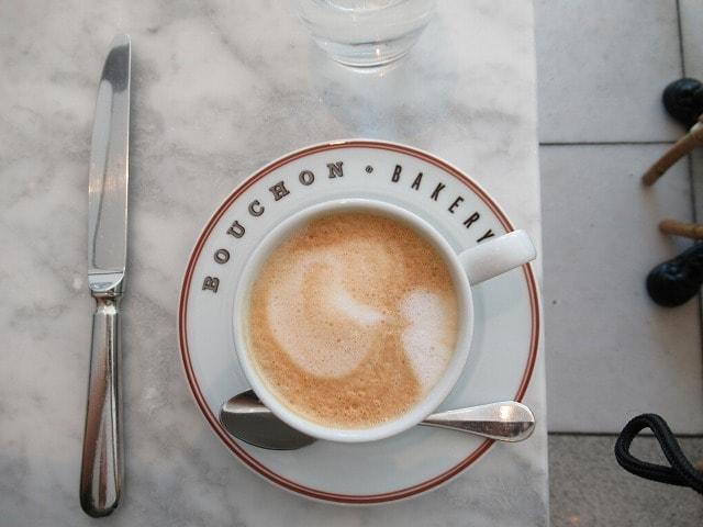 Bouchon BakeryのCafe