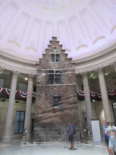 NYフェデラル・ホールの内観