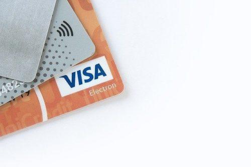 クレジットカードVISA
