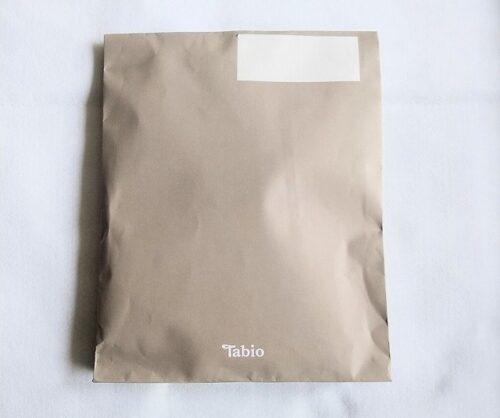 靴下屋公式通販(Tabioオンラインストア)の商品パッケージ